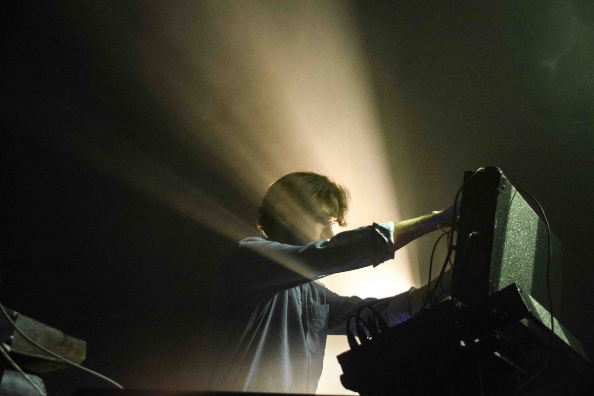 David August (Credit Friedrich Kuehne/MusikBlog)