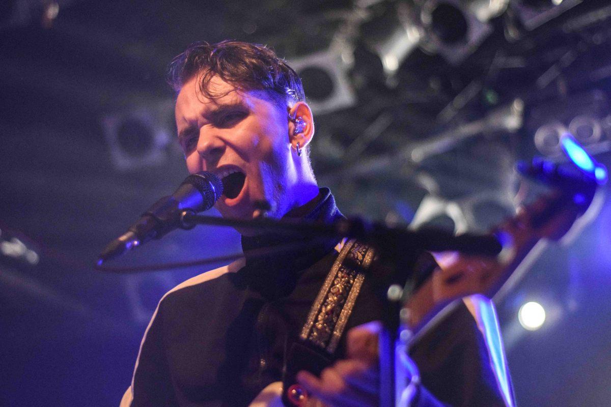 Drangsal (Credit Friedrich Kuehne/MusikBlog)