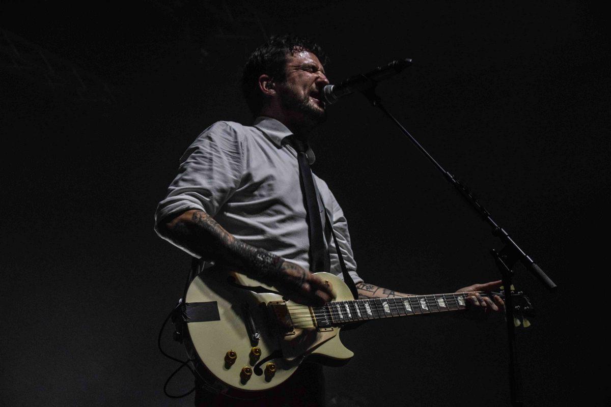 Frank Turner (Credit Friedrich Kuehne/MusikBlog)