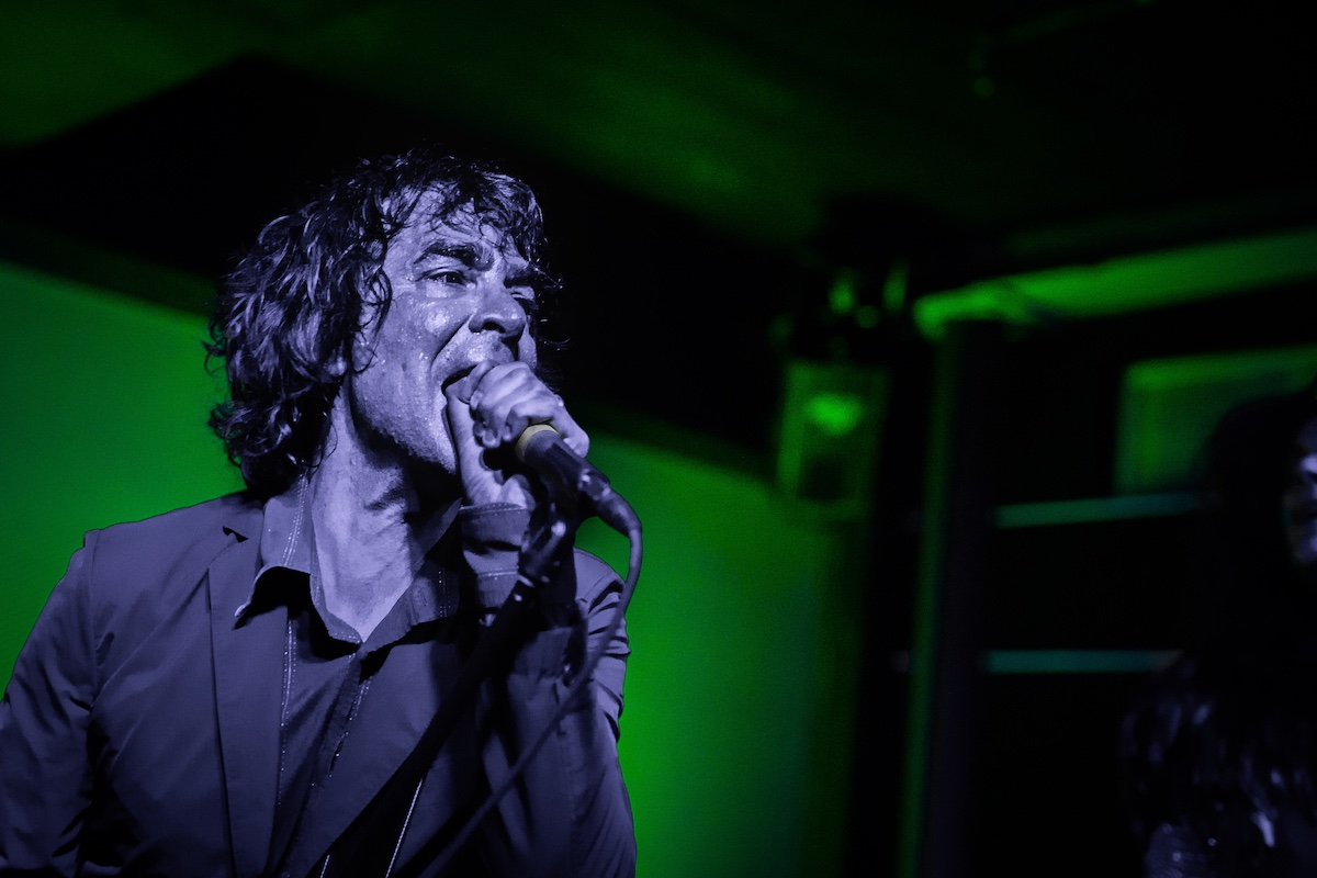 Jon Spencer (Credit Matthew Pitkoff)