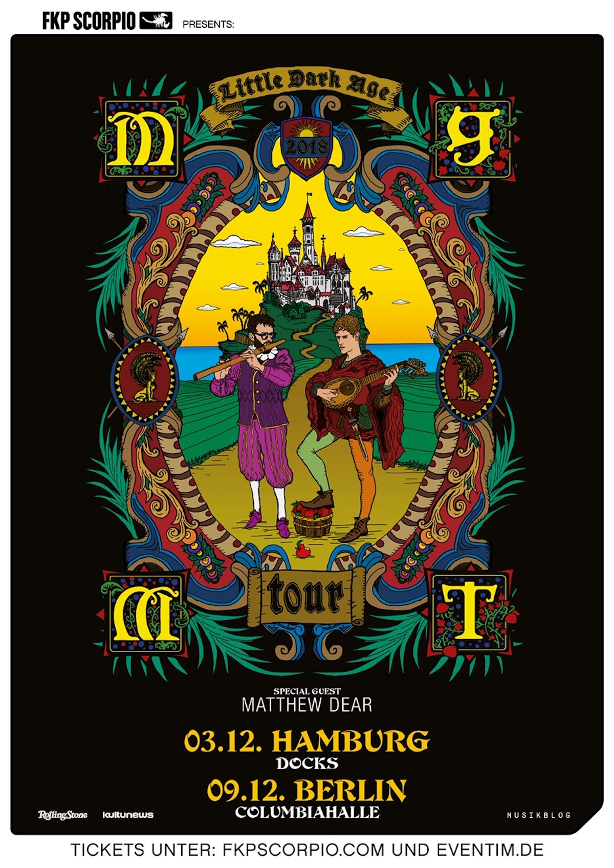 MGMT (Tourposter)