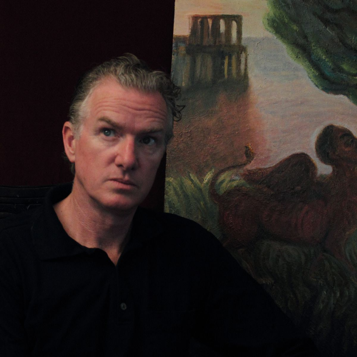 Mick Harvey (Credit Mute)