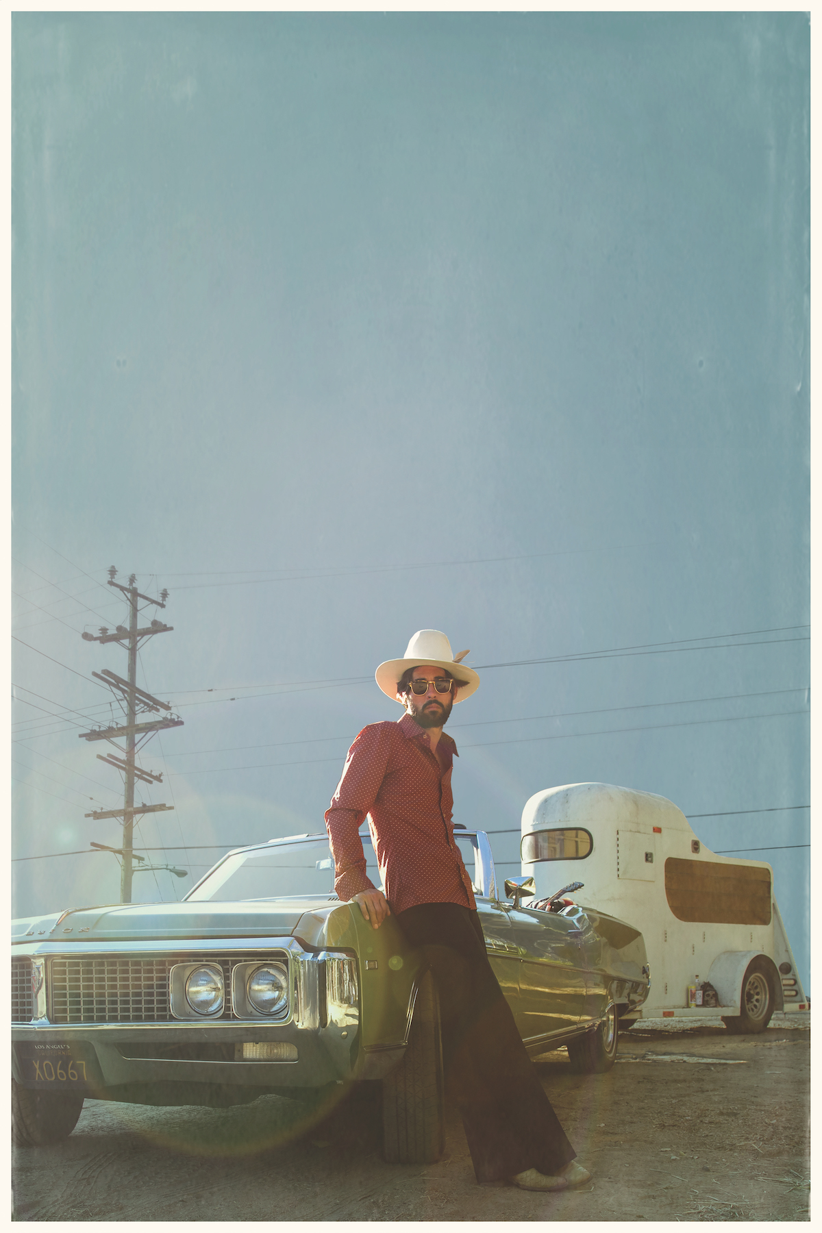 Ryan Bingham (Tourposter)