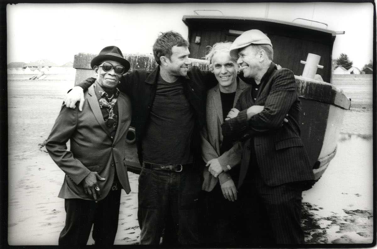The Good, The Bad And The Queen (Credit Pennie Smith)