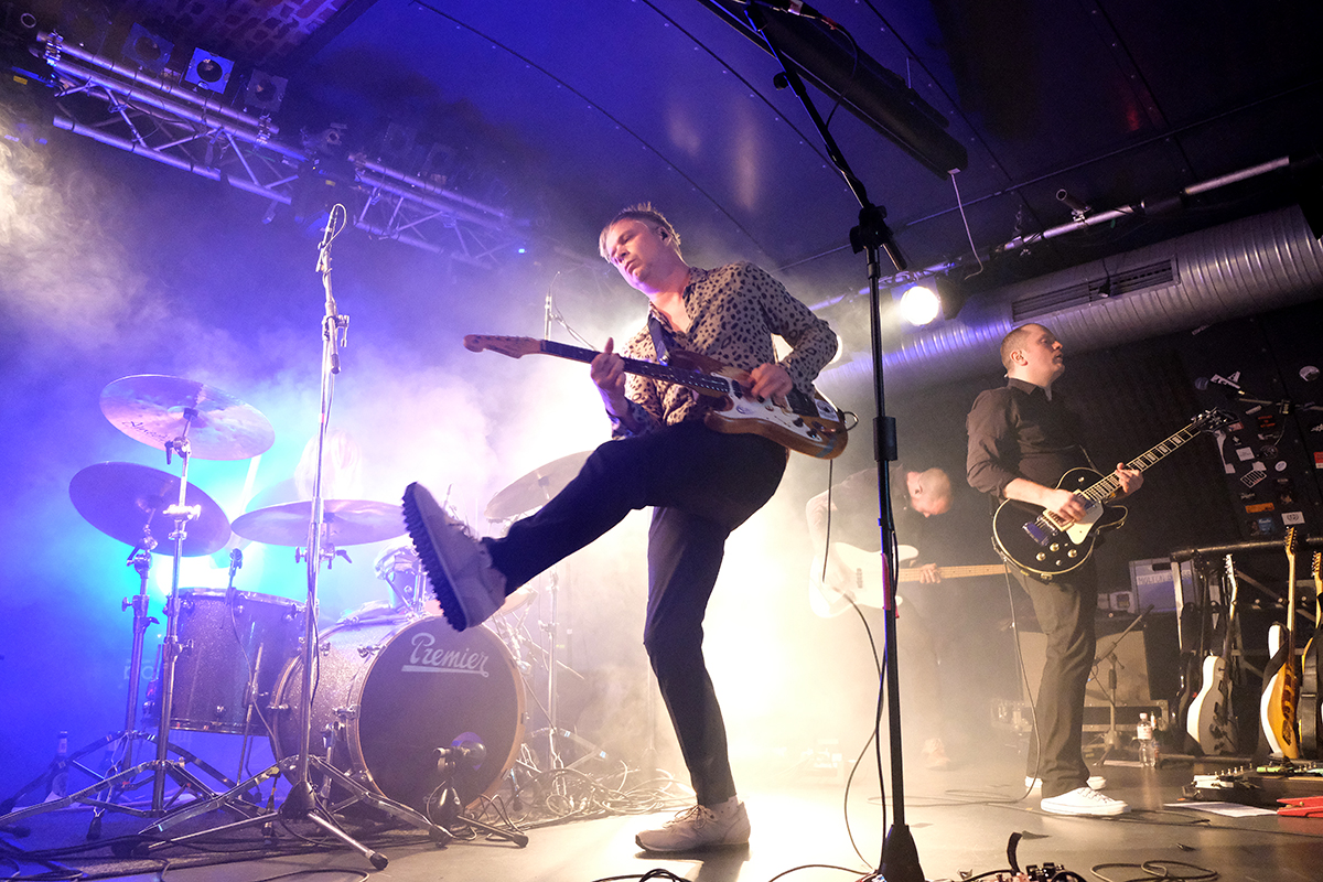 Vennart (Credit Daniel Thomas/MusikBlog)
