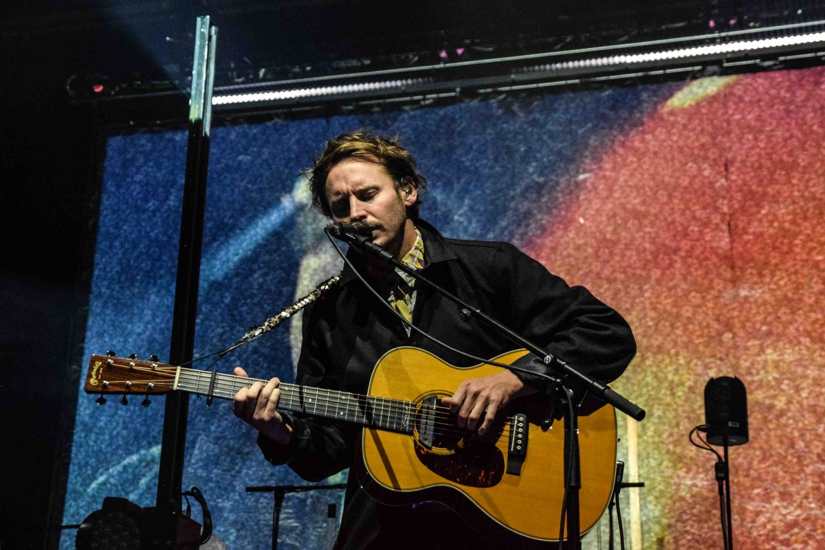 Ben Howard (Credit Friedrich Kuehne/MusikBlog)