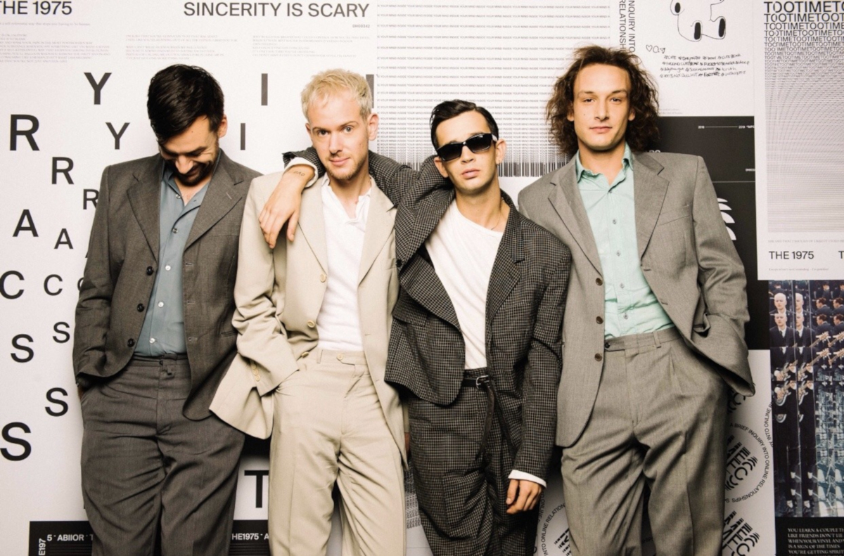 The 1975 (Credit Polydor Records)