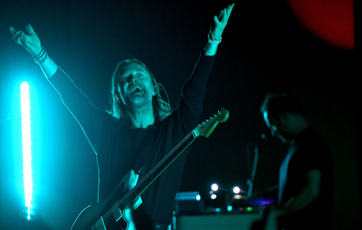Thom Yorke (Credit Scott Dudelson)