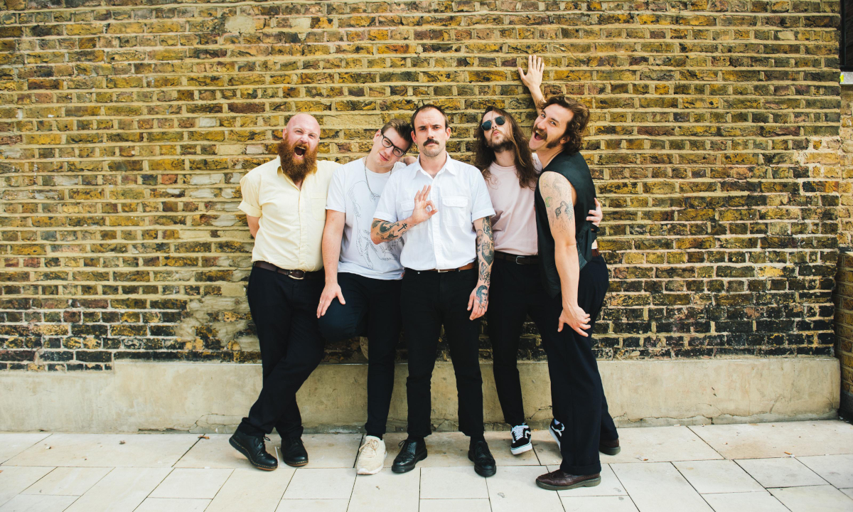IDLES (Credit Partisan Records)