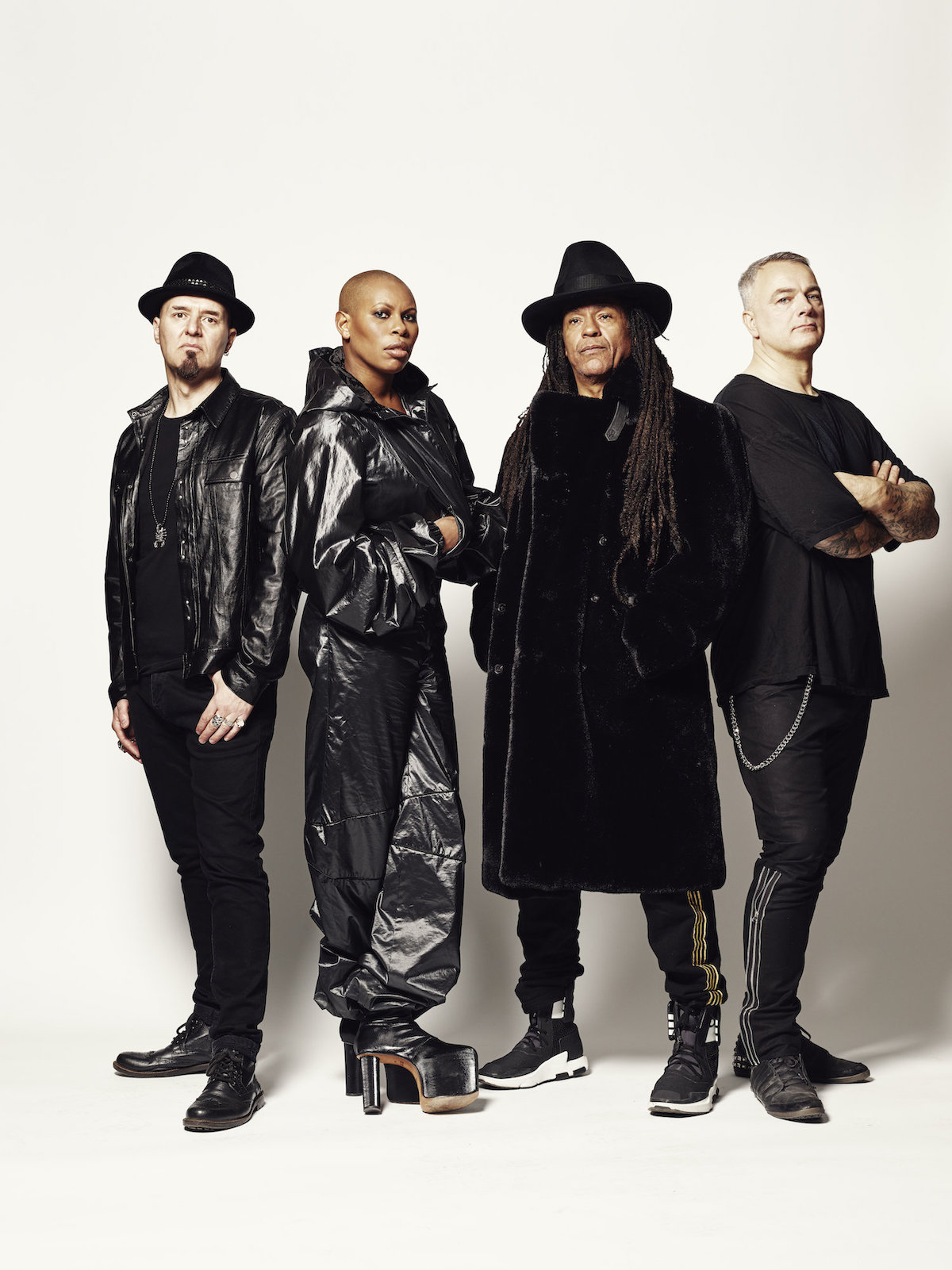 Skunk Anansie (Credit Tom Barnes)