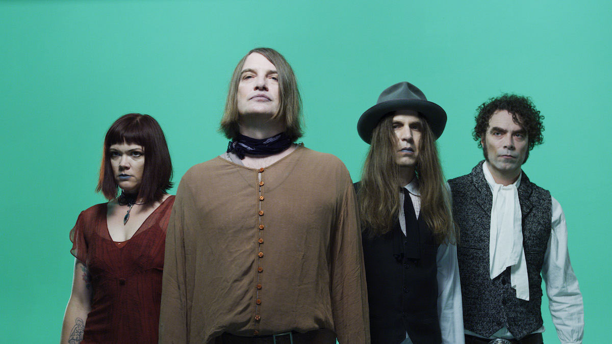 The Dandy Warhols (Credit Dine Alone Records)