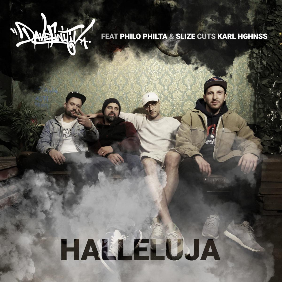 Davefinitiv – Halleluja