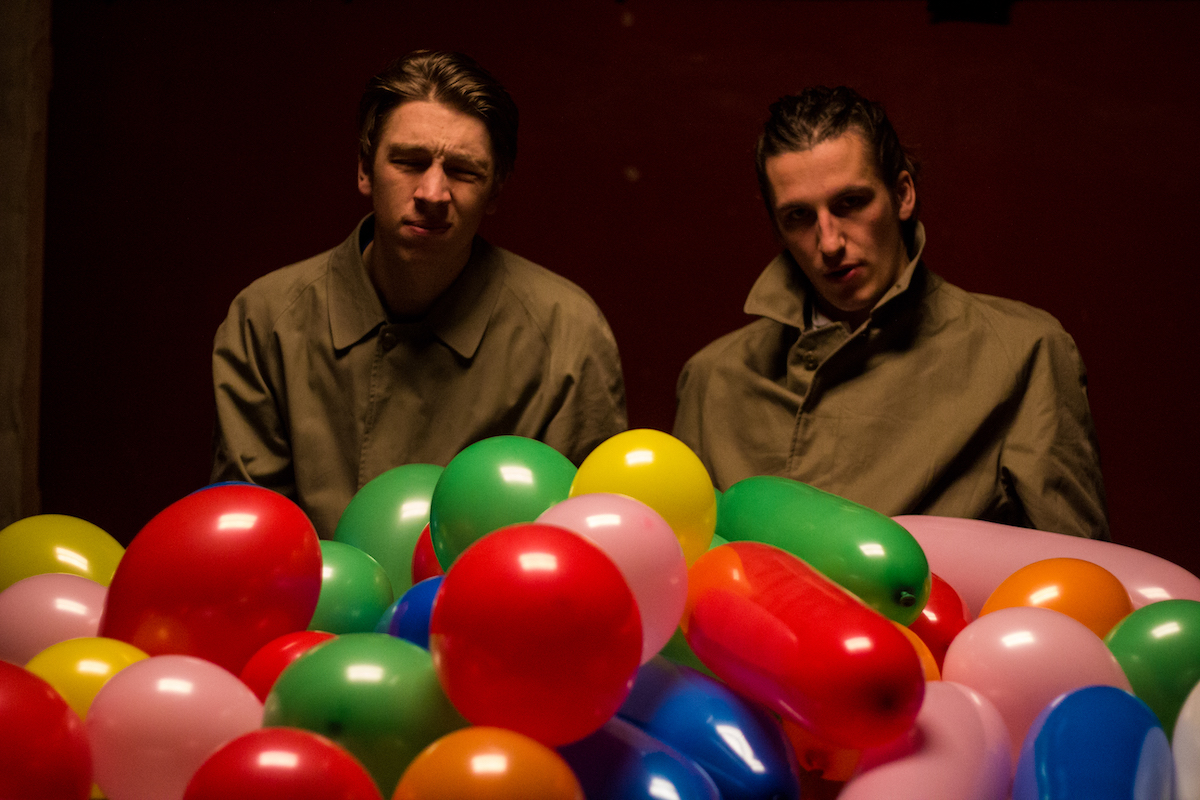 Drenge (Credit James Winstanley)