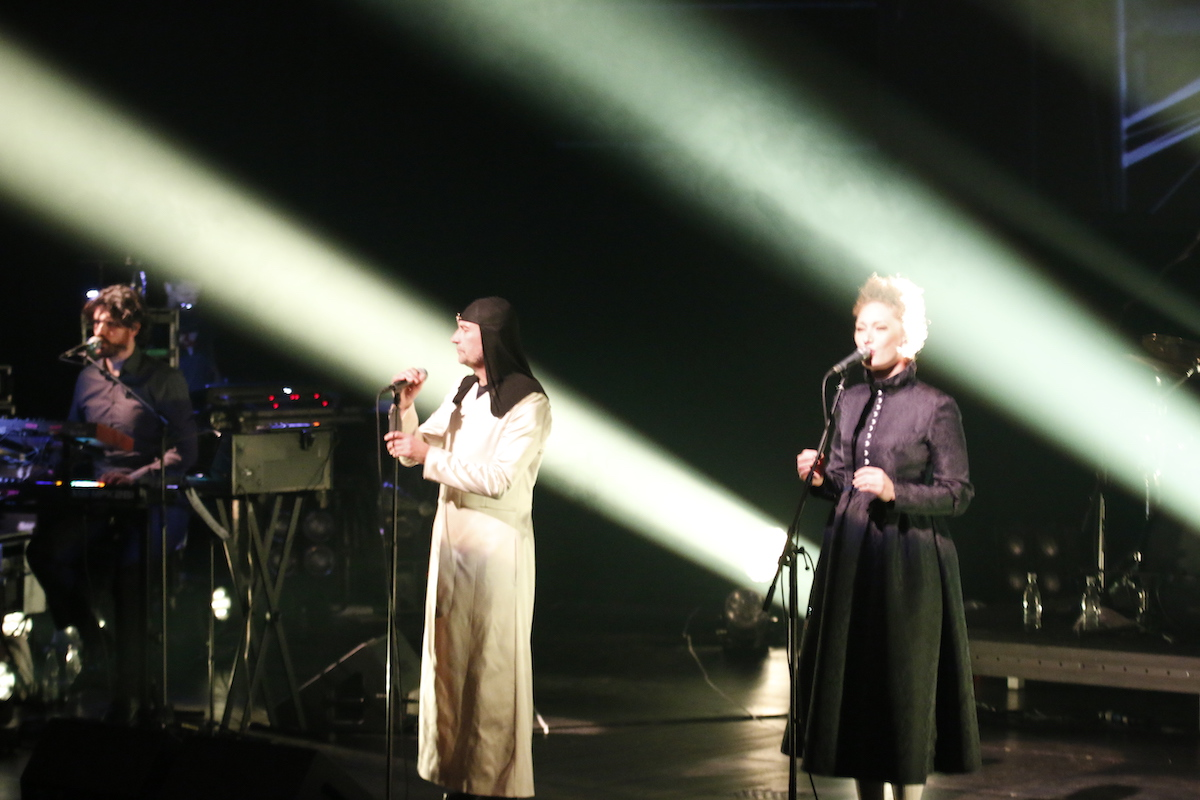 Laibach (Credit René Bittner/MusikBlog)