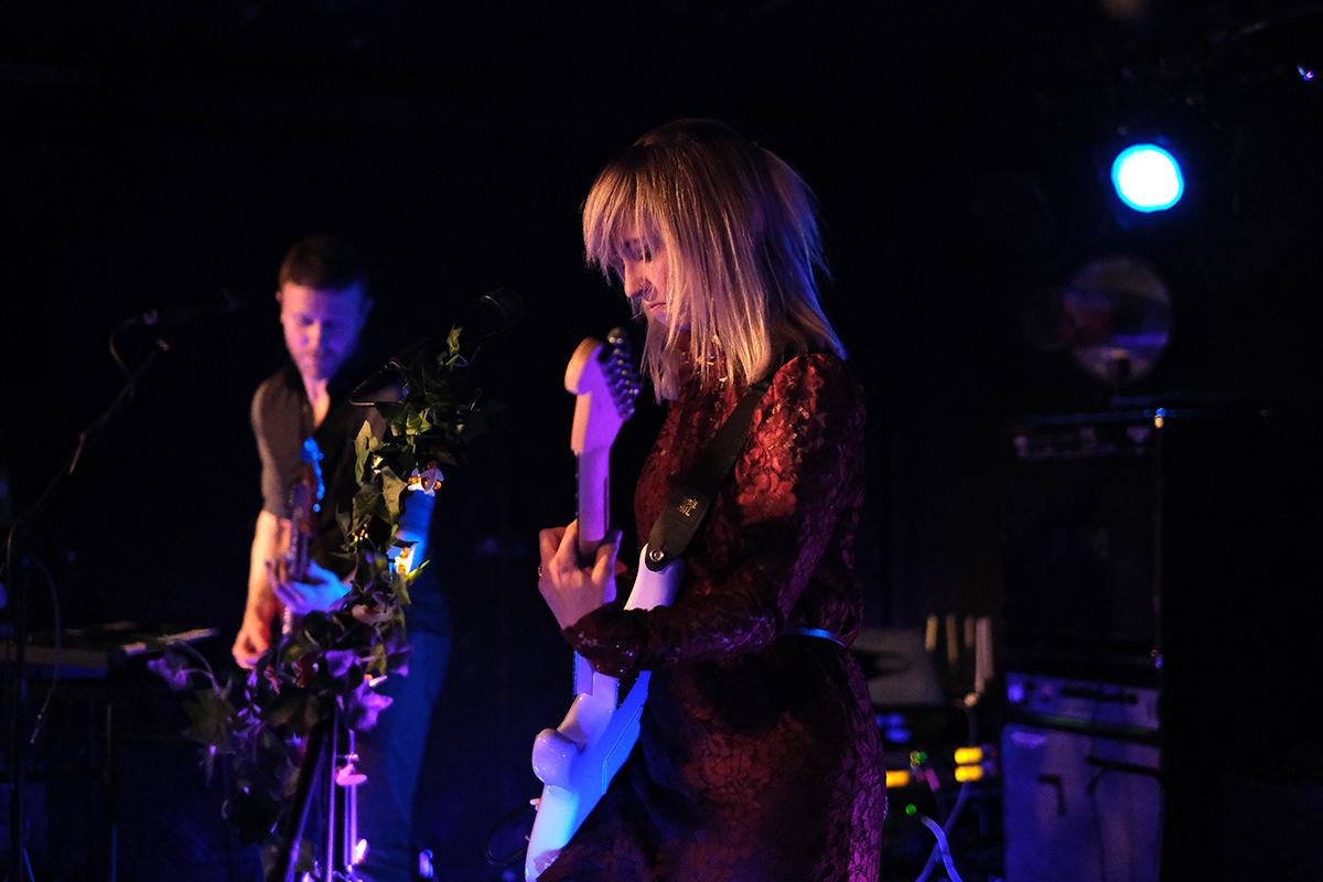 The Joy Formidable (Credit Daniel Thomas/MusikBlog)
