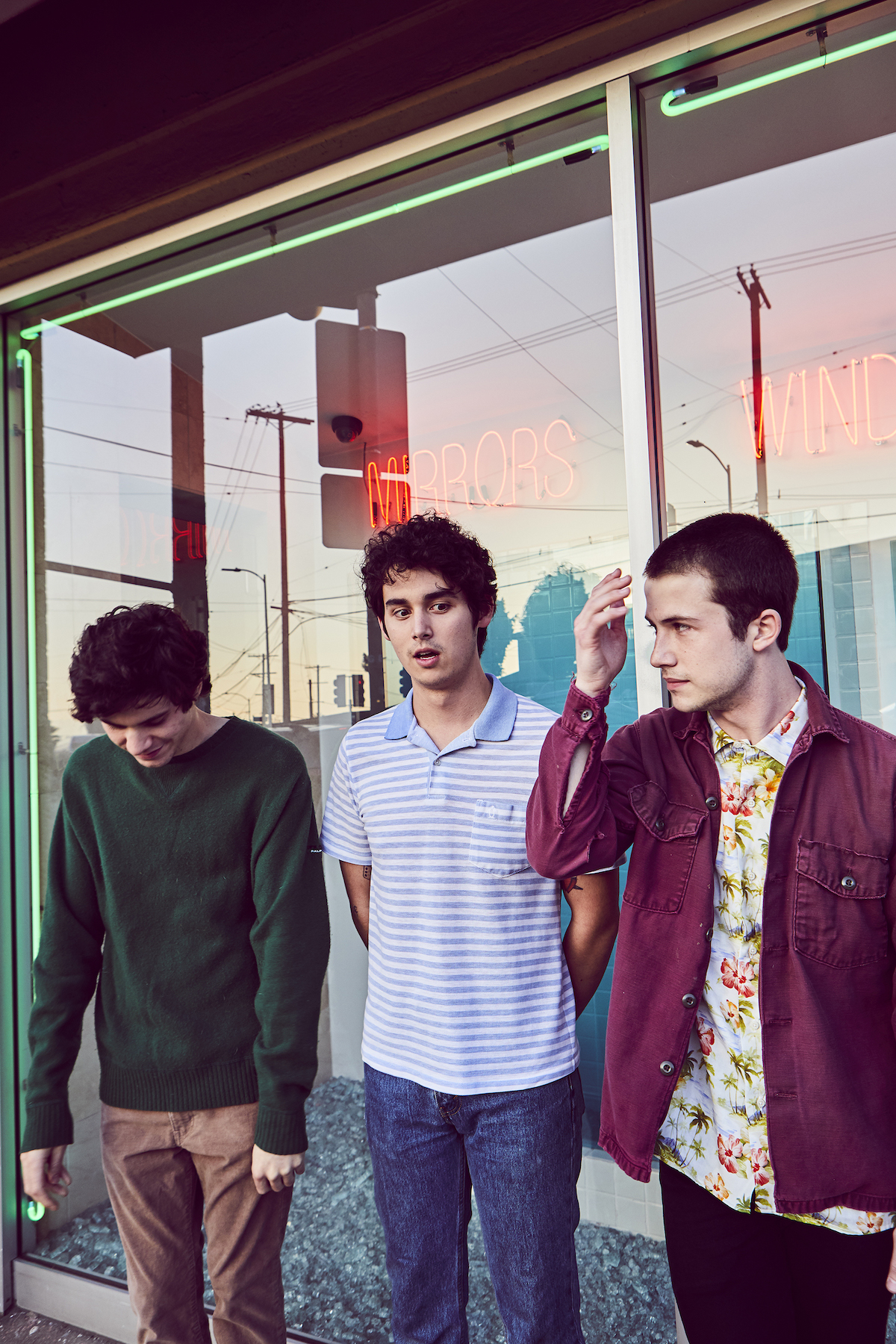 Wallows (Credit Jimmy Fontaine)
