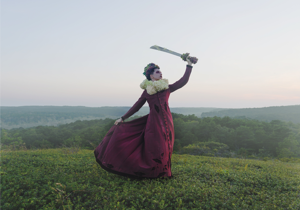 Amanda Palmer (Credit Kahn and Selesnick)