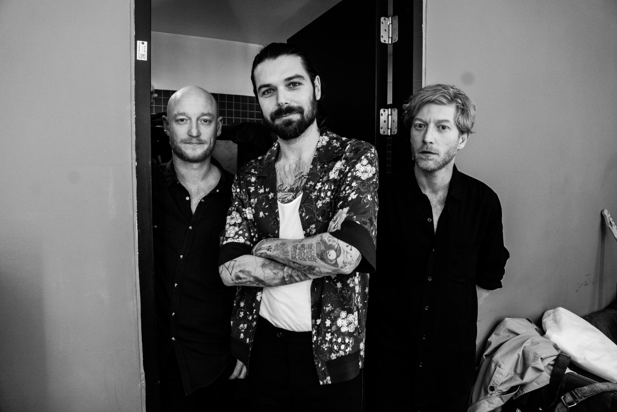 Biffy Clyro (Credit Warner Music)