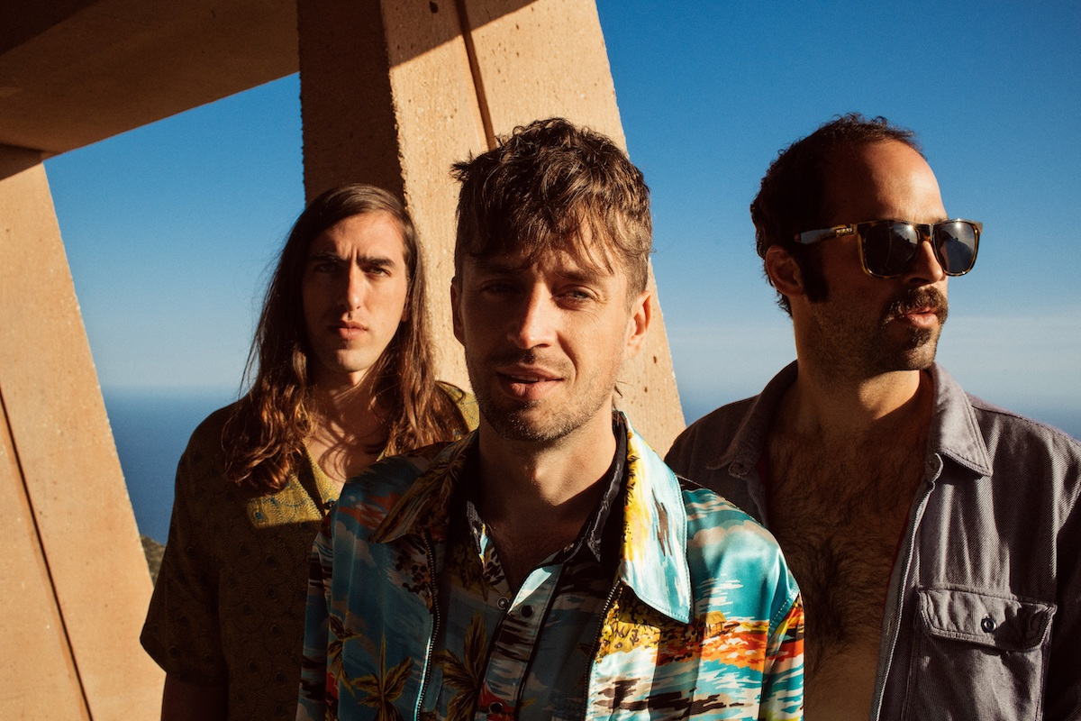Crystal Fighters (Credit Todd Cole)