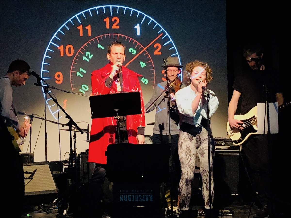 Der Bürgermeister der Nacht (Credit Birgit Martin/MusikBlog)