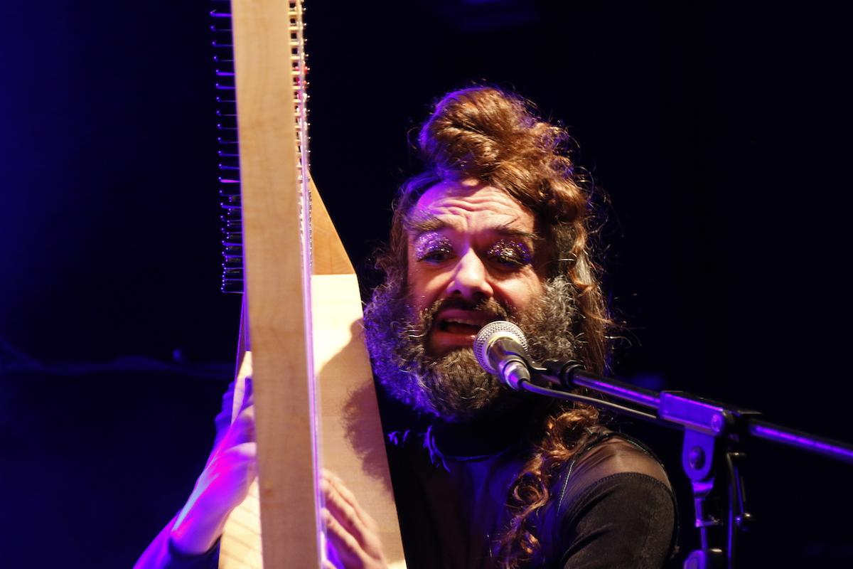 Hans Unstern (Credit René Bittner/MusikBlog)