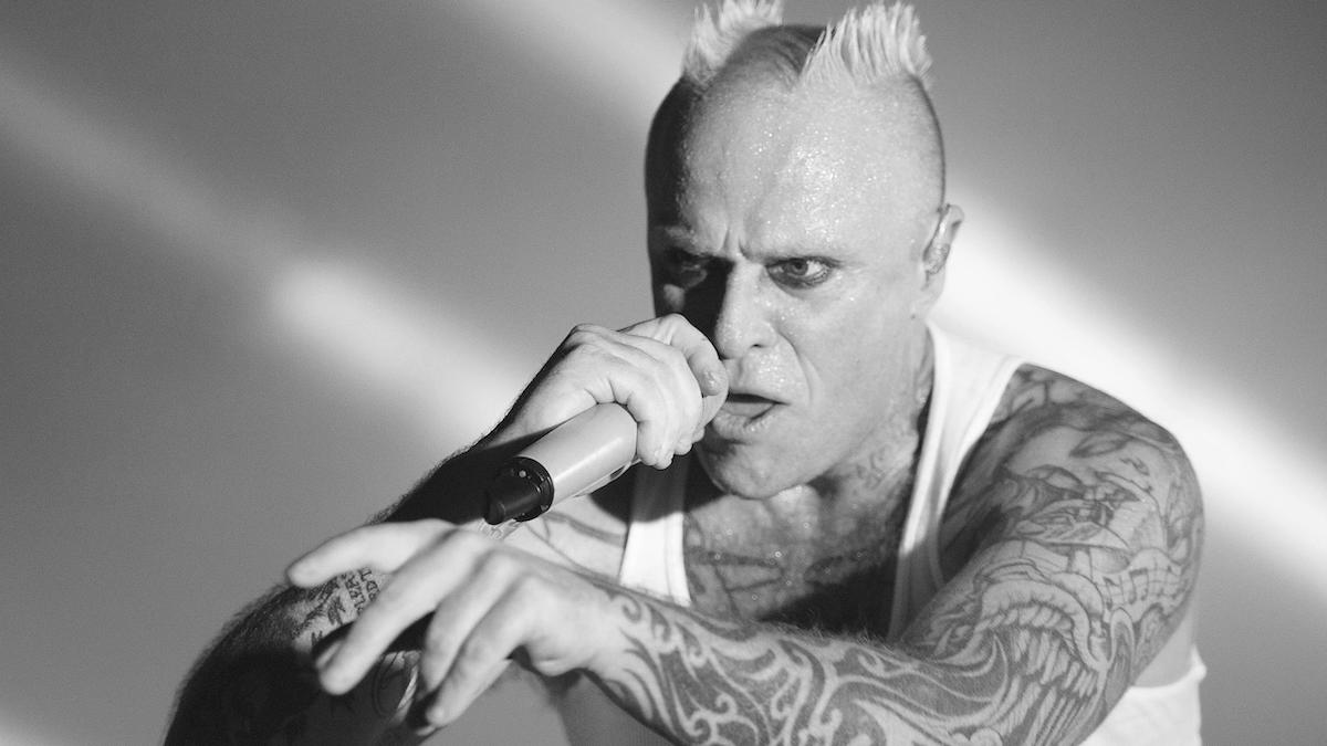 The Prodigy (Credit Evgeniy Filippov/Sputnik)
