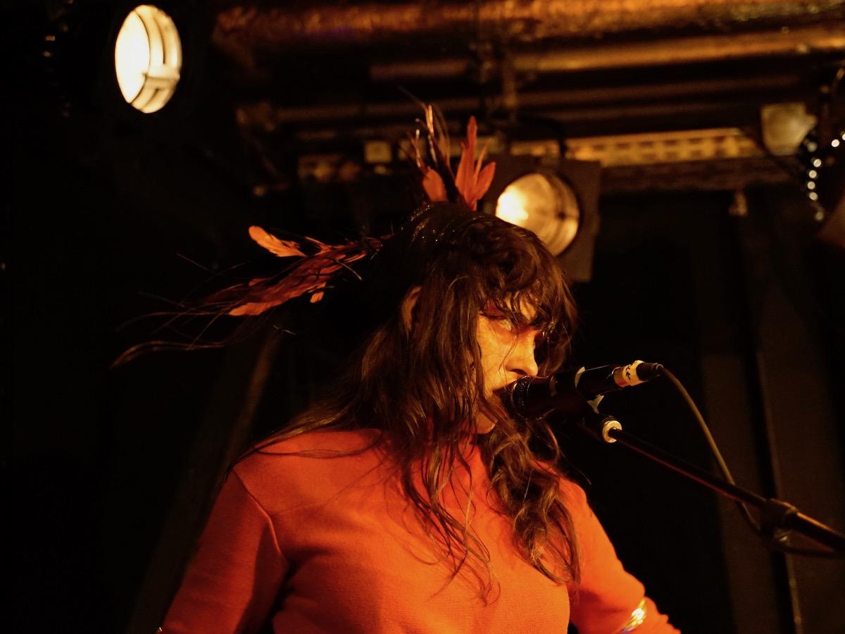 Le Butcherettes (Credit Birgit Martin/MusikBlog)