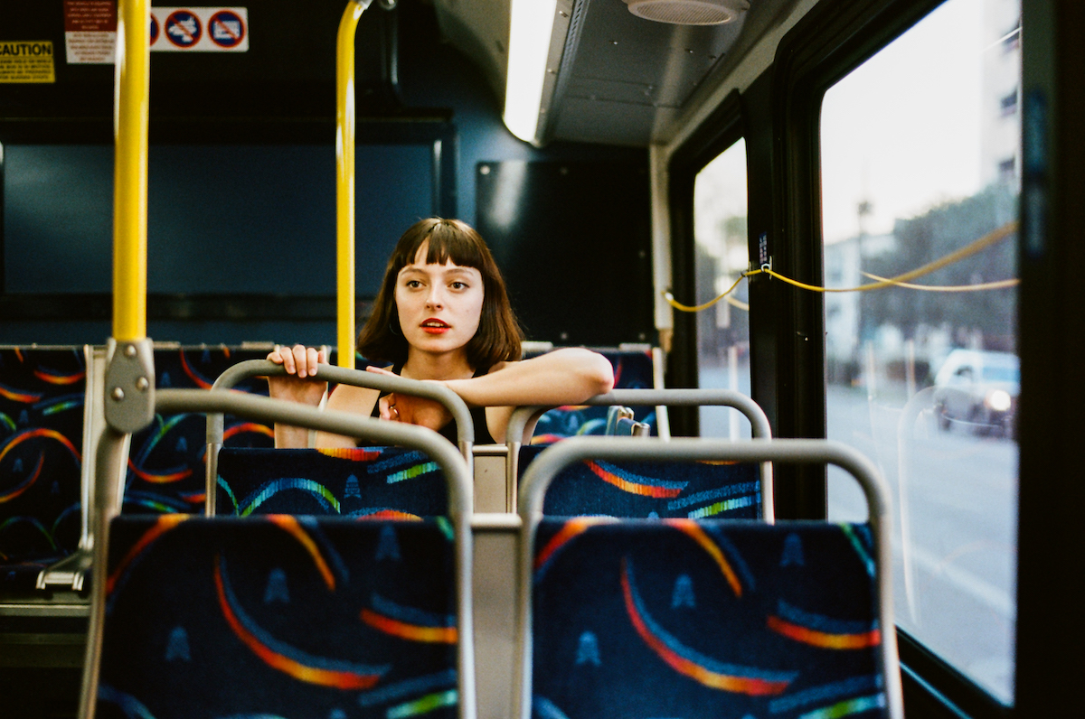 Stella Donnelly (Credit Pooneh Ghana)