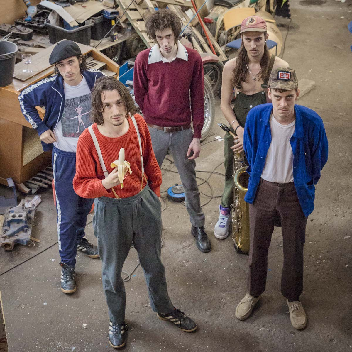 Fat White Family (Credit Duncan Stafford)