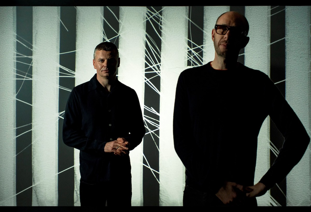 The Chemical Brothers (Credit Hamish Brown)