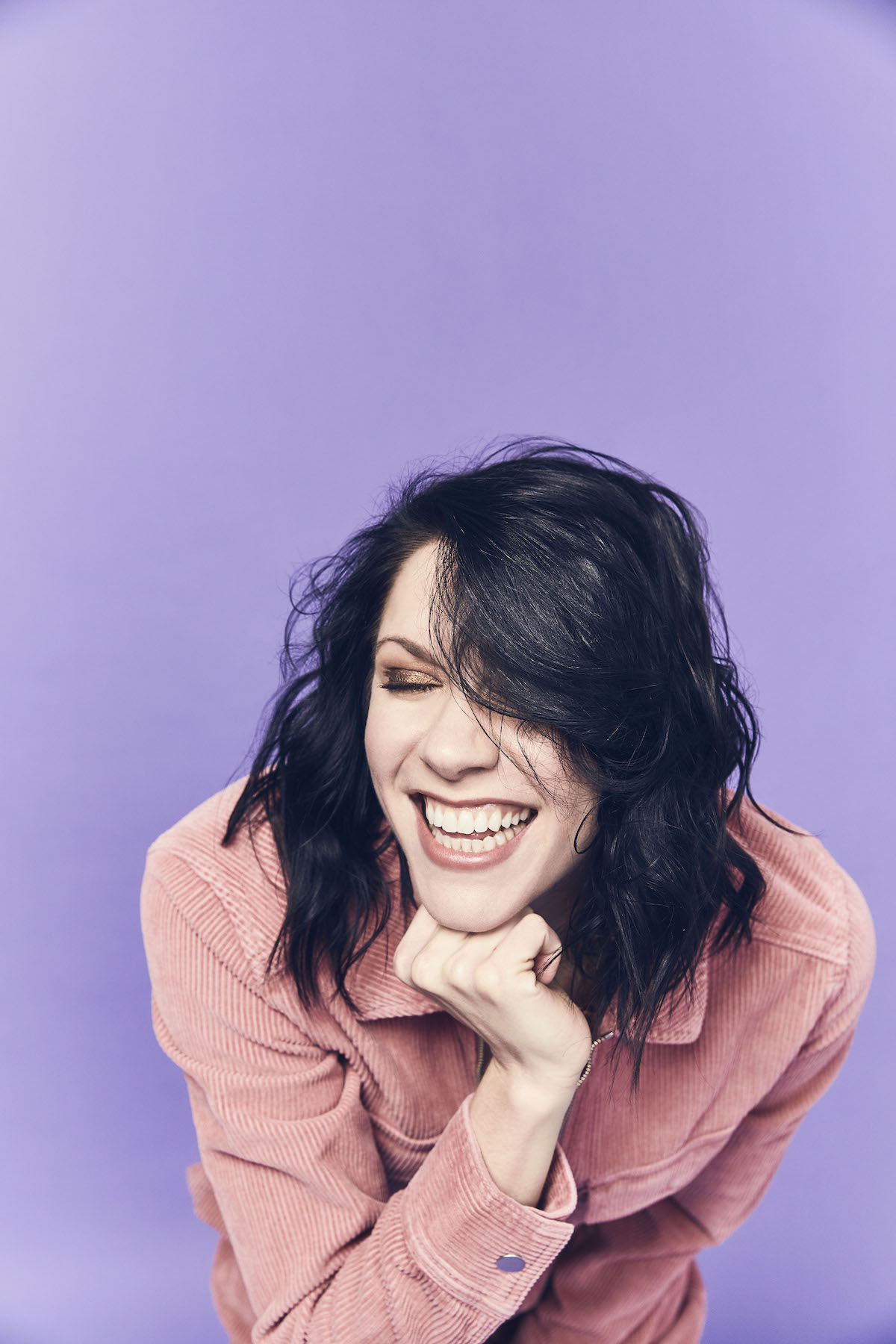 K.Flay (Credit Interscope)