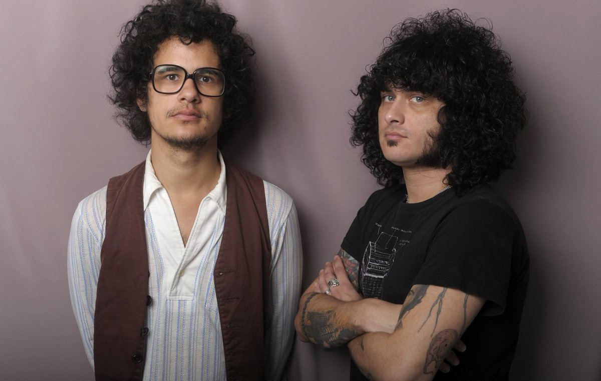 The Mars Volta (Credit Martin Philbey)