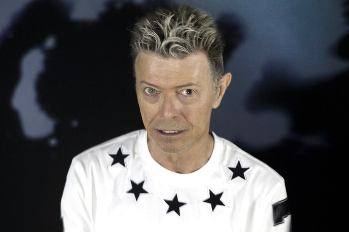 David Bowie (Credit Jimmy King)