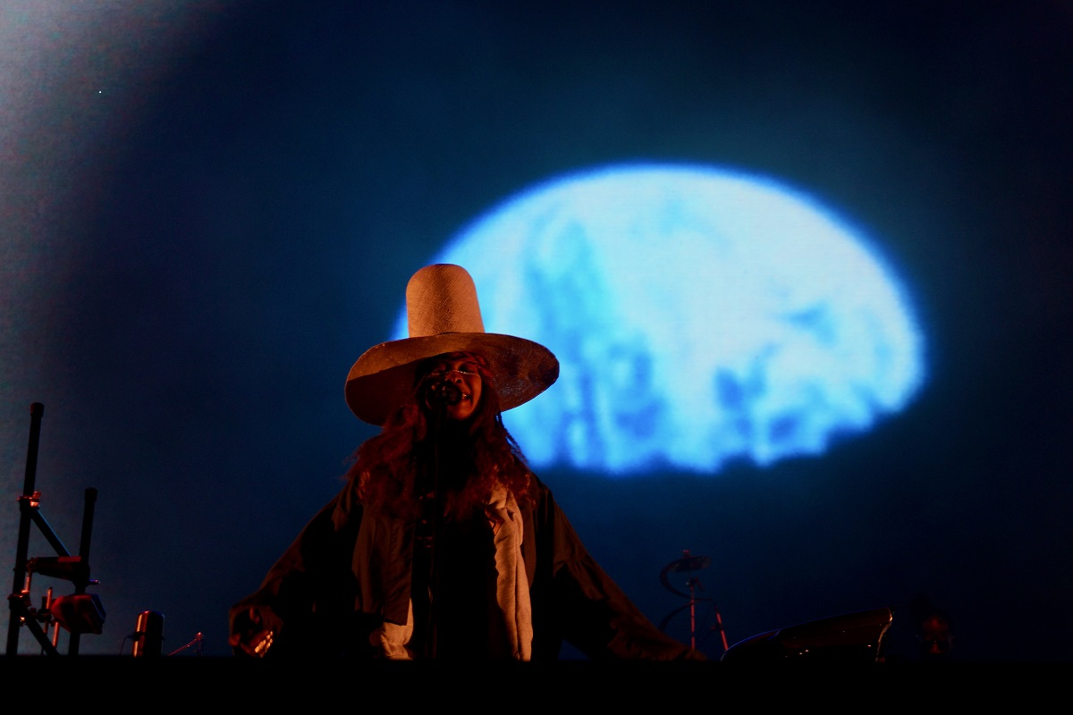 Erykah Badu (Credit Desiree Kemper/MusikBlog)