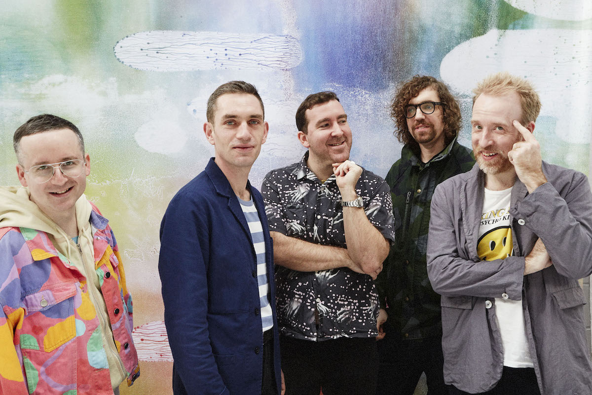 Hot Chip (Credit Ronald Dick)