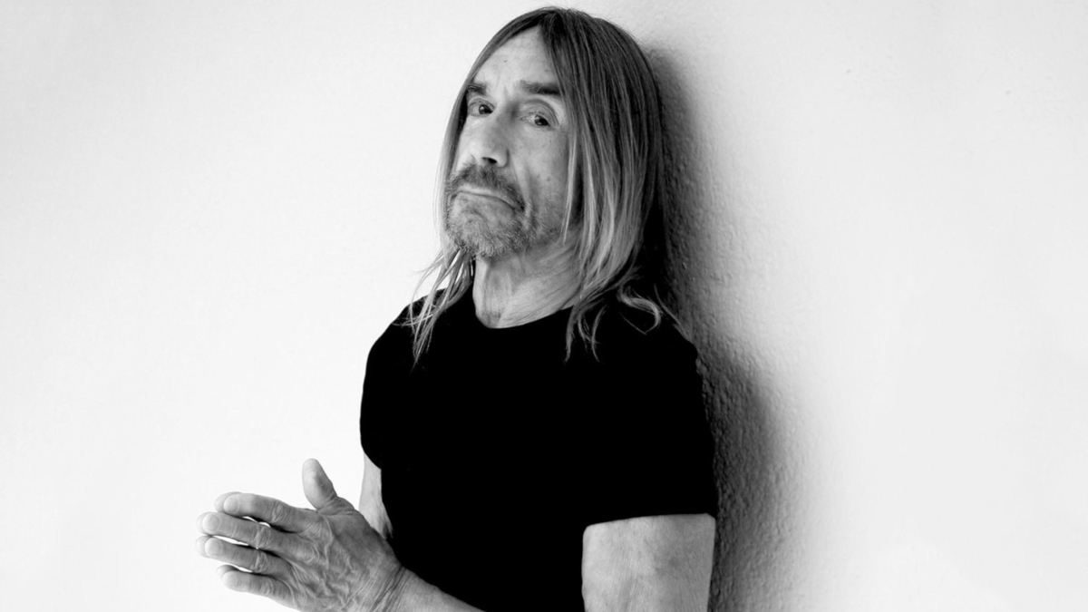 Iggy Pop (Credit Ross Halfin)