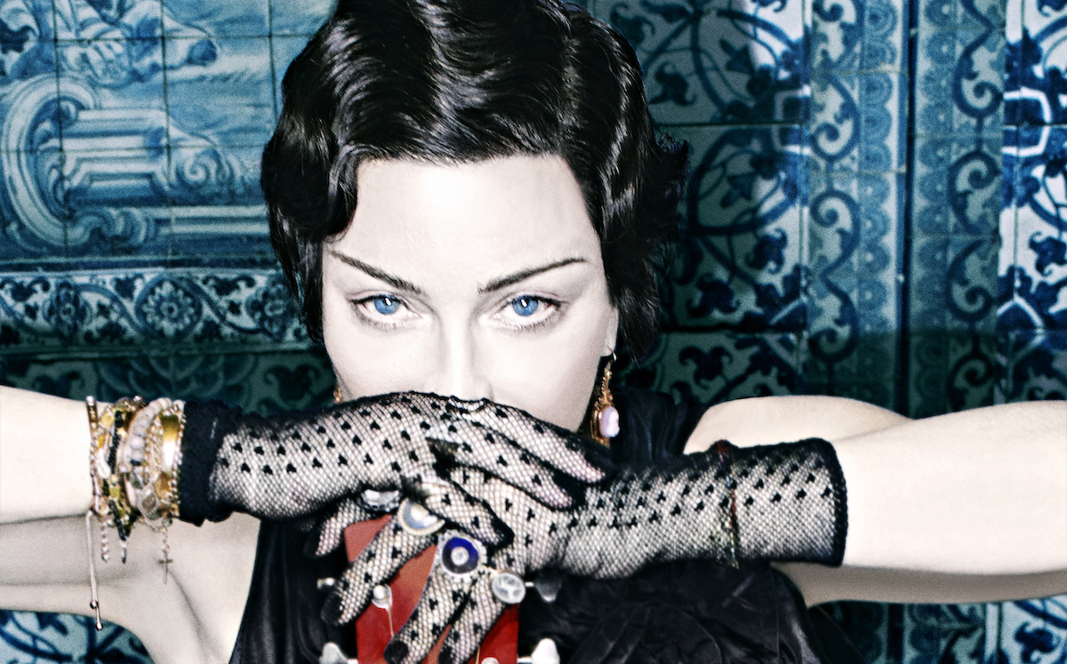 Madonna (Credit Universal Music)