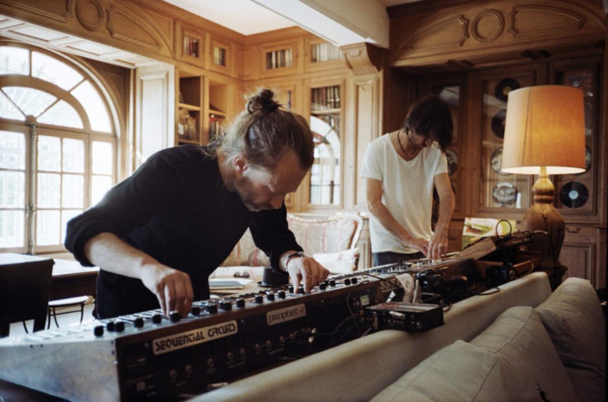 Radiohead (Credit Colin Greenwood)