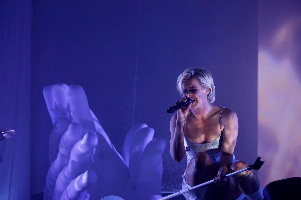 Robyn (Credit Desiree Kemper/MusikBlog)