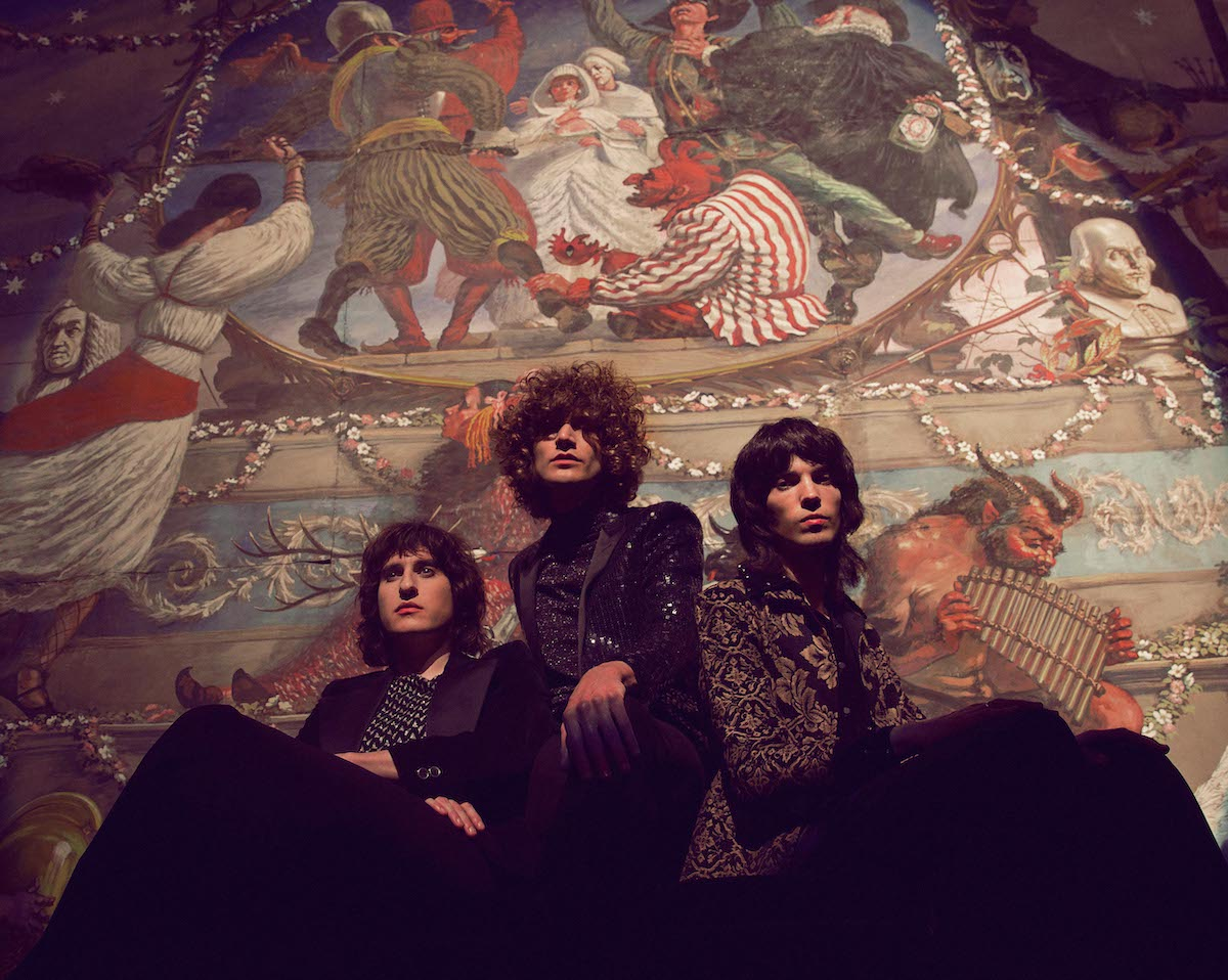 Temples (Credit Heavenly)