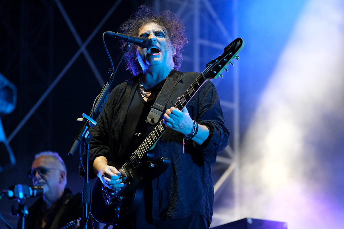 The Cure (Credit Daniel Thomas/MusikBlog)