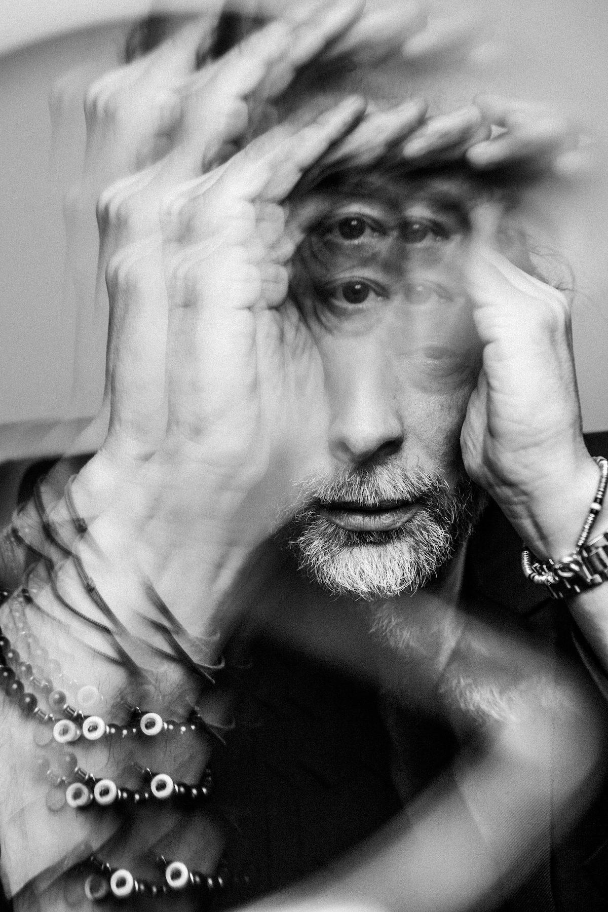Thom Yorke (Credit Alex Lake)