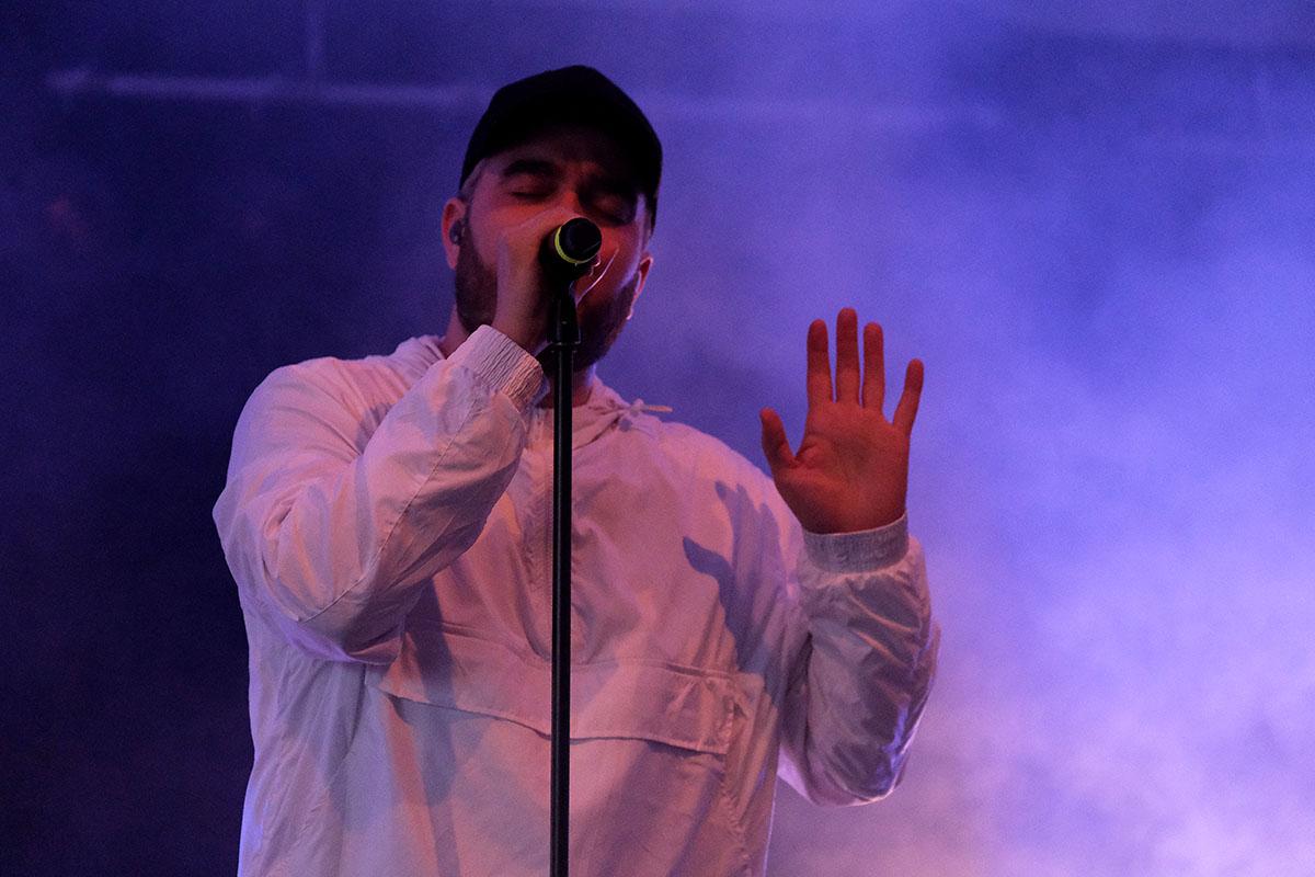 Yassin (Credit Daniel Thomas/MusikBlog)