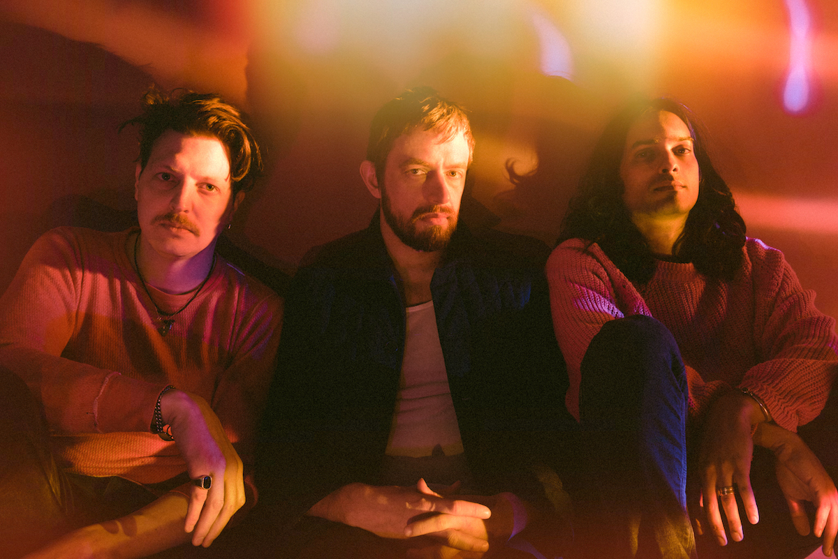 Yeasayer (Credit Park The Van)