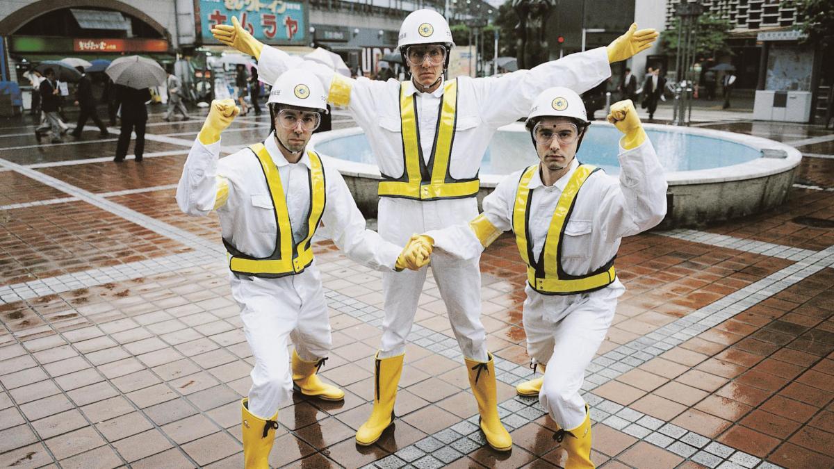 Beastie Boys (Credit Sue Kwon)