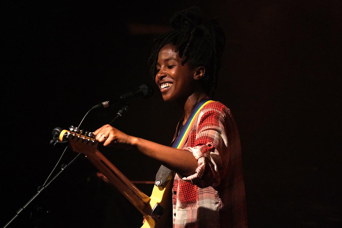 Aisha Burns (Credit Daniel Thomas/MusikBlog)
