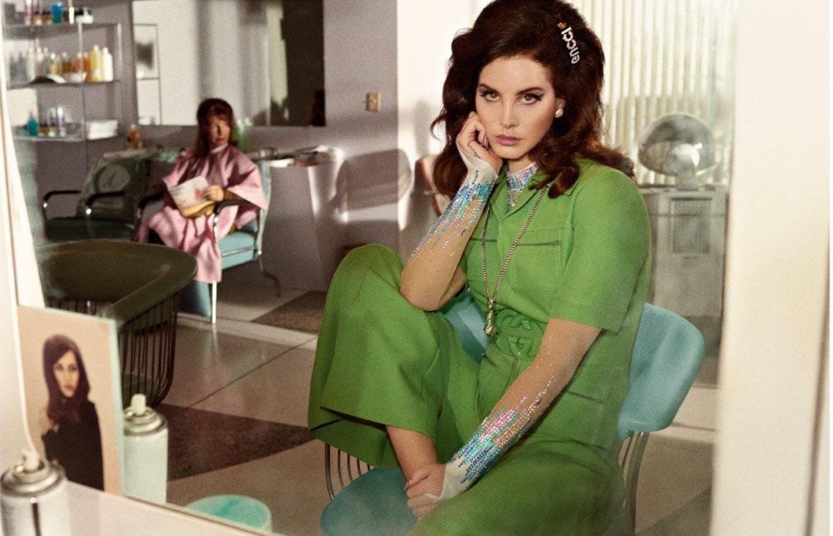 Lana Del Rey (Credit Glen Luchford)