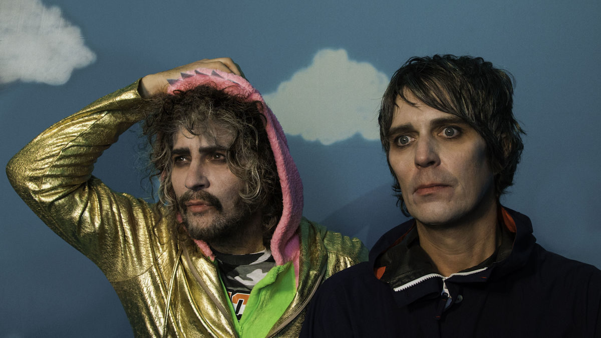 The Flaming Lips (Credit George Salisbury)