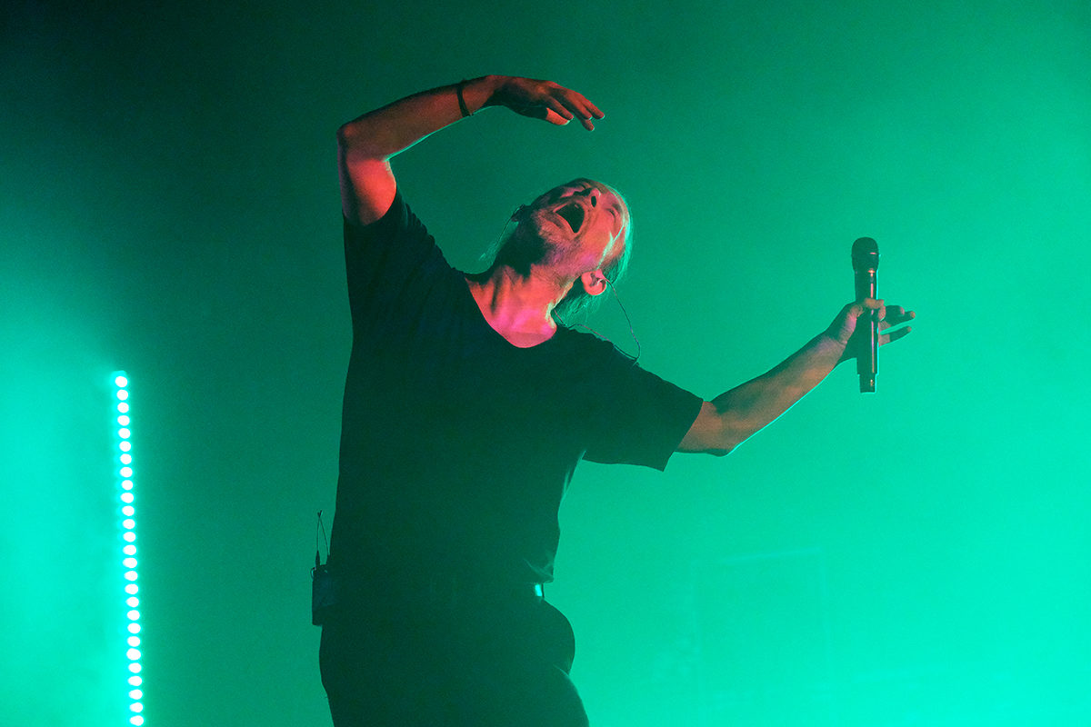Thom Yorke (Credit Daniel Thomas/MusikBlog)