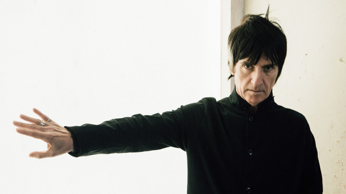 Johnny Marr (Credit Niall Lea)